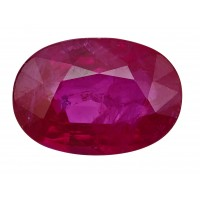 Ruby-Oval: 1.78ct