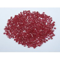 Ruby-Square: 3.0mm - 4.0mm