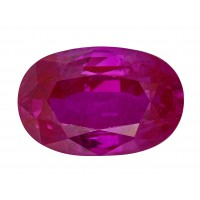 Ruby-Oval: 2.14ct