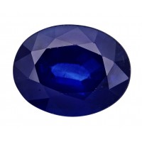 Sapphire-Oval: 3.2ct