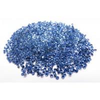Sapphire-Round: 2.5mm - 3.0mm