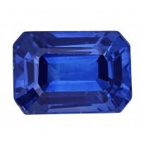 Sapphire-Octagon: 0.81ct