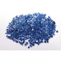 Sapphire-Round: 2.0mm - 3.0mm