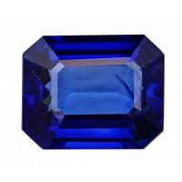 Sapphire-Octagon: 2.17ct