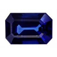 Sapphire-Octagon: 2.63ct