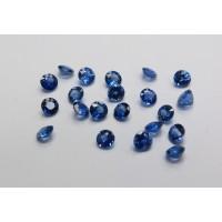 Sapphire-Round: 3.7mm - 3.8mm