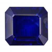 Sapphire-Octagon: 1.23ct