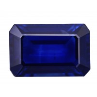 Sapphire-Octagon: 1.25ct