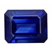 Sapphire-Octagon: 3.71ct