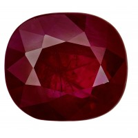 Ruby-Oval: 3.01ct