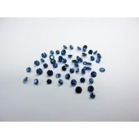 Sapphire-Diamond Cut: 4.0mm - 6.0mm