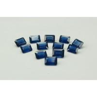 Sapphire-Octagon: 7mm x 5mm