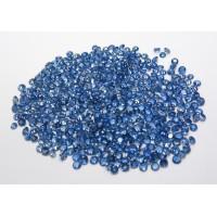 Sapphire-Round: 2.5mm - 3.5mm