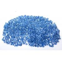 Sapphire-Oval: 4mm x 3mm