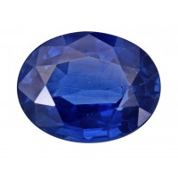 Sapphire-Oval: 2.93ct