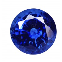 Sapphire-Round: 2.09ct