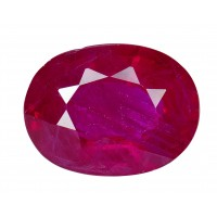 Ruby-Oval: 1.99ct