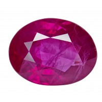 Ruby-Oval: 2ct