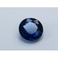 Sapphire-Round: 9.4mm
