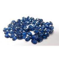 Sapphire-Oval: 7mm x 5mm