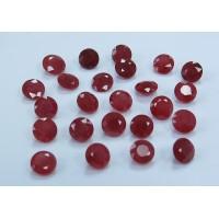 Ruby-Round: 6.0mm - 7.0mm