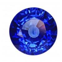 Sapphire-Round: 2.74ct
