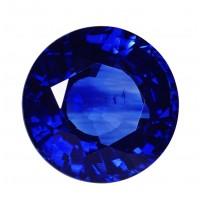 Sapphire-Round: 2.69ct