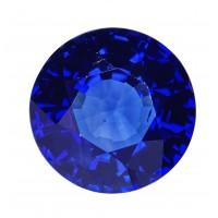 Sapphire-Round: 2.44ct