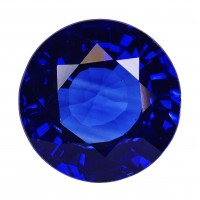 Sapphire-Round: 2.21ct
