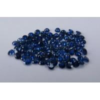 Sapphire-Round: 3.7mm - 4.0mm