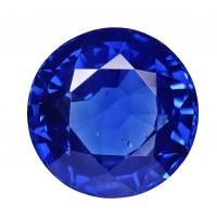 Sapphire-Round: 3.11ct