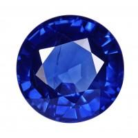 Sapphire-Round: 2.71ct