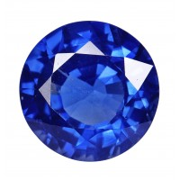 Sapphire-Round: 2.35ct