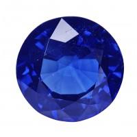 Sapphire-Round: 3.13ct
