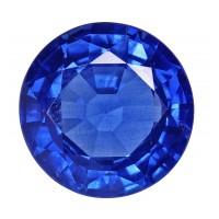Sapphire-Round: 3.01ct