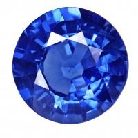 Sapphire-Round: 2.94ct