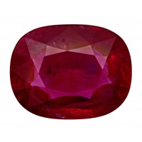 Ruby-Oval: 3.24ct