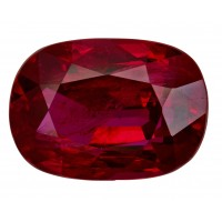 Ruby-Oval: 4.04ct