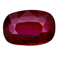 Ruby-Oval: 3.1ct