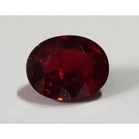 Ruby-Oval: 4.07ct