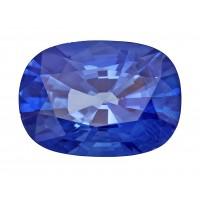 Sapphire-Oval: 2.74ct
