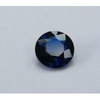 Sapphire-Round: 8.5mm