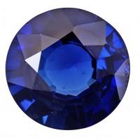 Sapphire-Round: 2.16ct