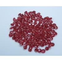Ruby-Round: 4.5mm