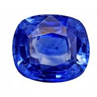 Sapphire-Cushion: 3.13ct