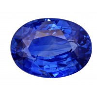 Sapphire-Oval: 3ct