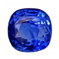 Sapphire-Oval: 3.91ct