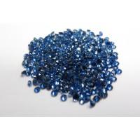Sapphire-Diamond Cut: 3.0mm - 3.5mm