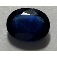 Sapphire-Oval: 14.34ct