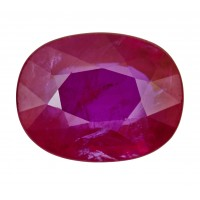Ruby-Oval: 2.31ct